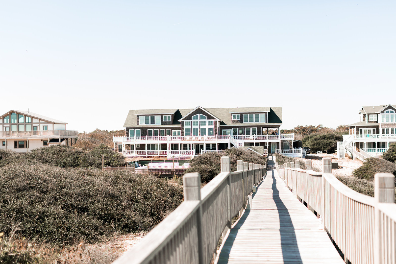 Classic Outer Banks Wedding by Elizabeth Friske Photography-1