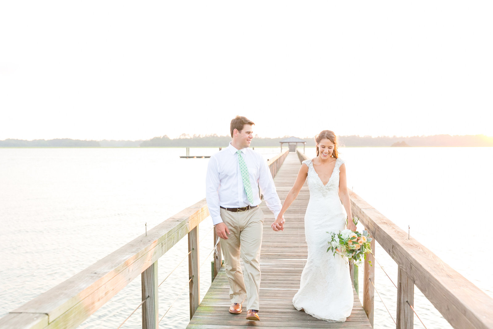 Nautical Wedding Photography in Charleston SC