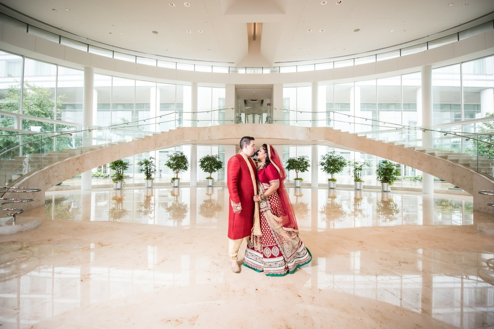 indian wedding cople