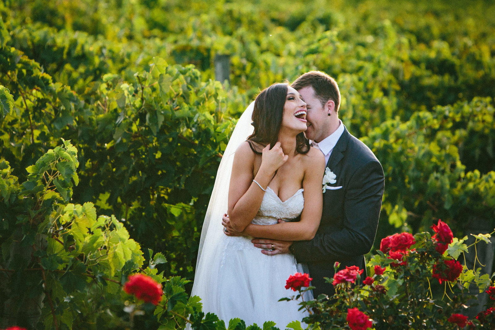 golding winery wedding