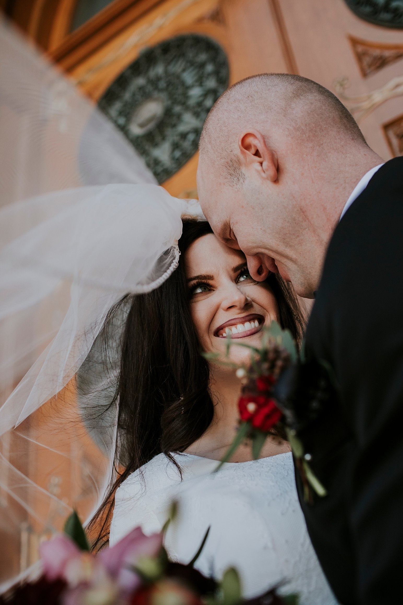 Utah Wedding Photographer Kamille Bauer Cody Calderwood Salt Lake Temple Salt Lake Hardware Building_0294