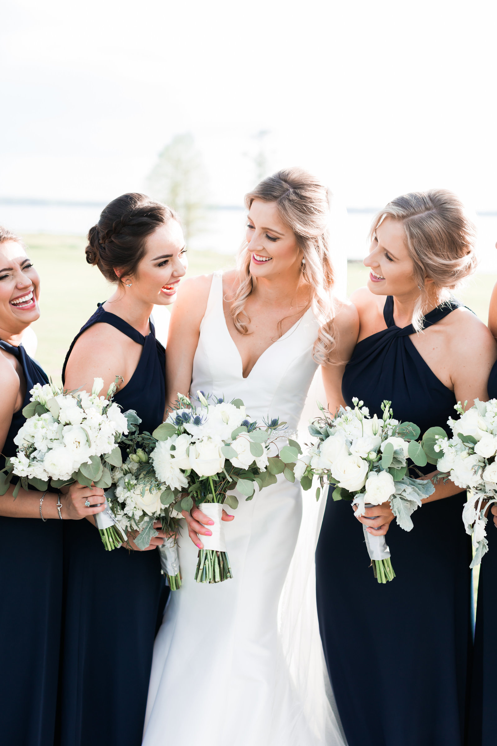 Two Rivers Country Club Classic Spring Wedding by Elizabeth Friske Photography-21