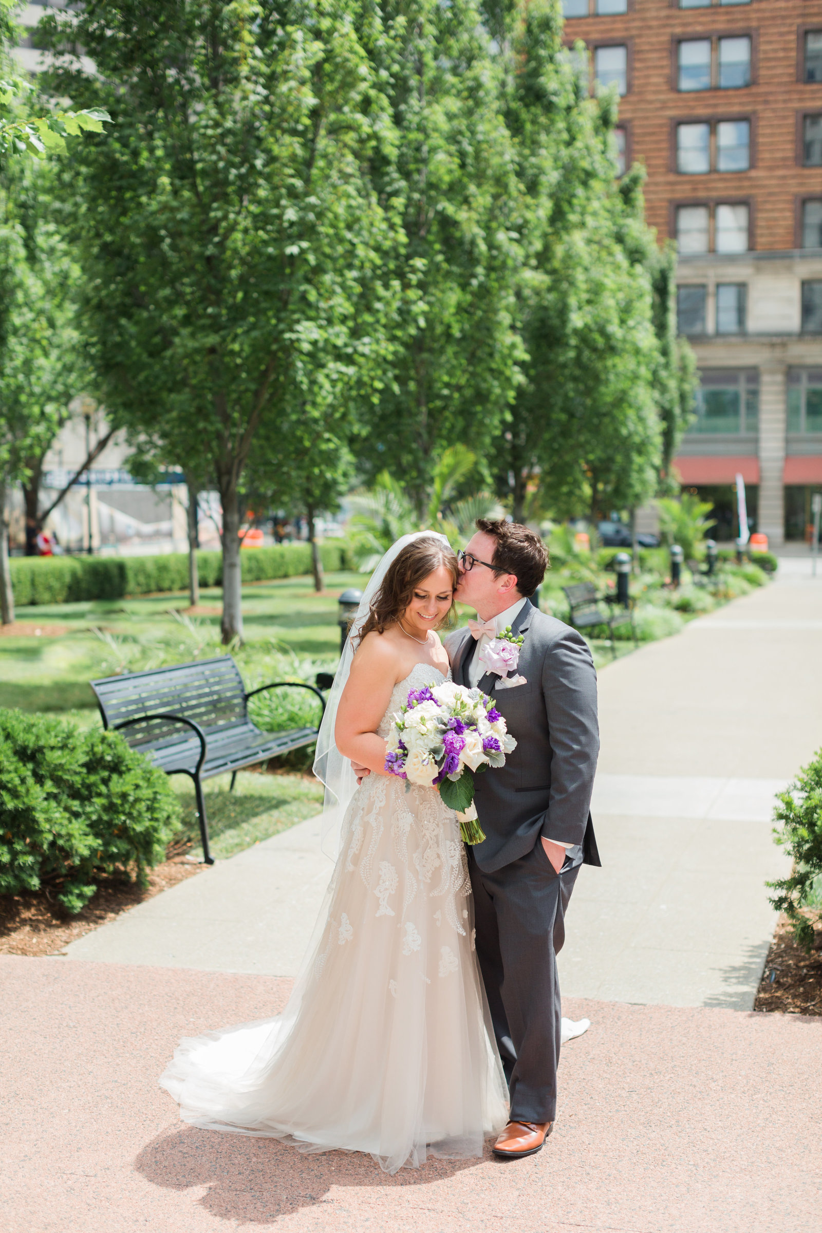 Jeff and Stephanie Married-Samantha Laffoon Photography-56
