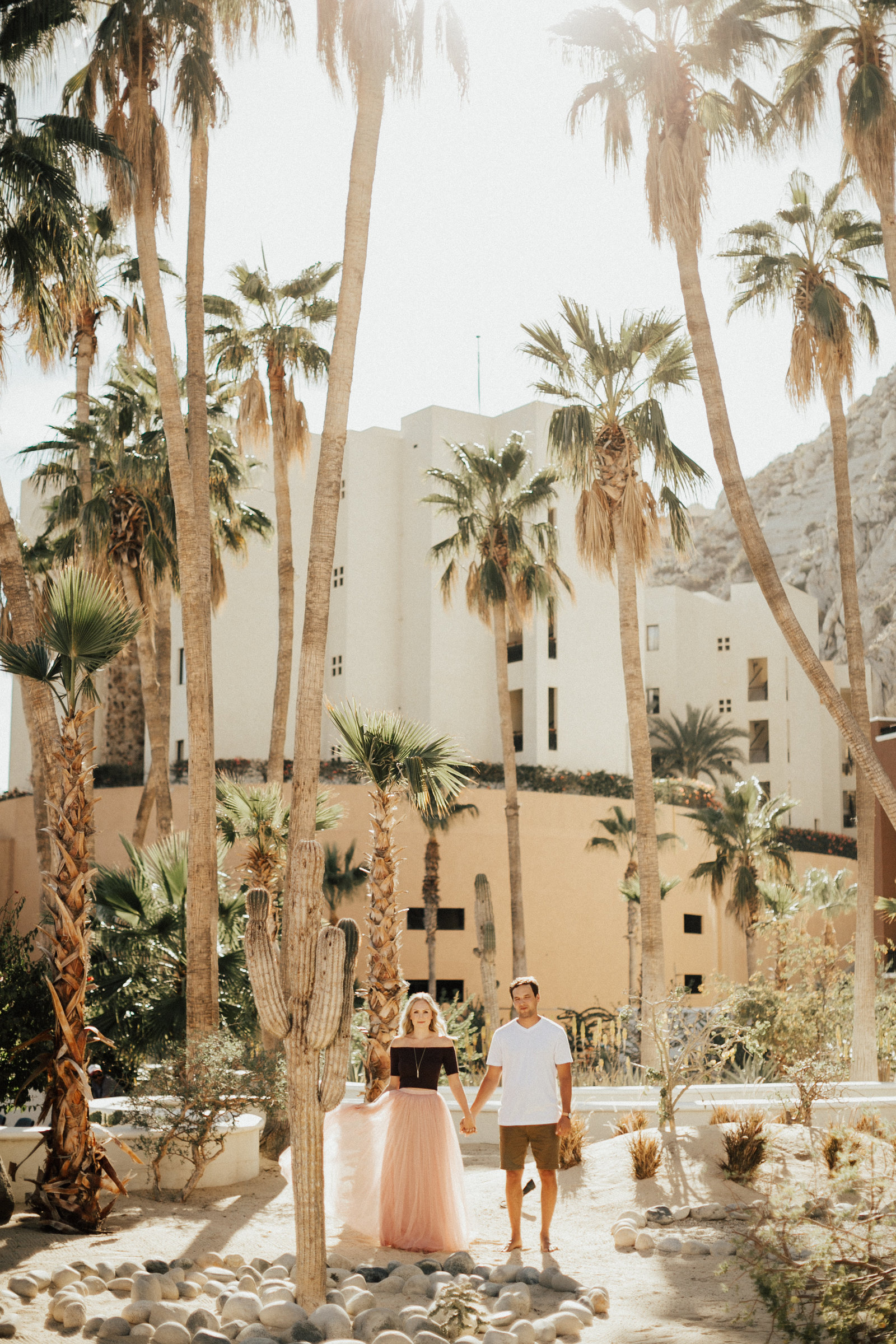 sandos finisterra, cabo san lucas destination wedding