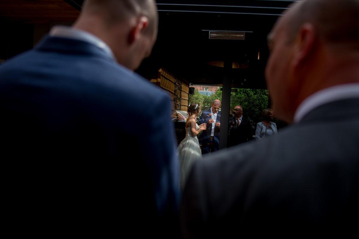 Caelberg trouw Jolien en Thomas foto