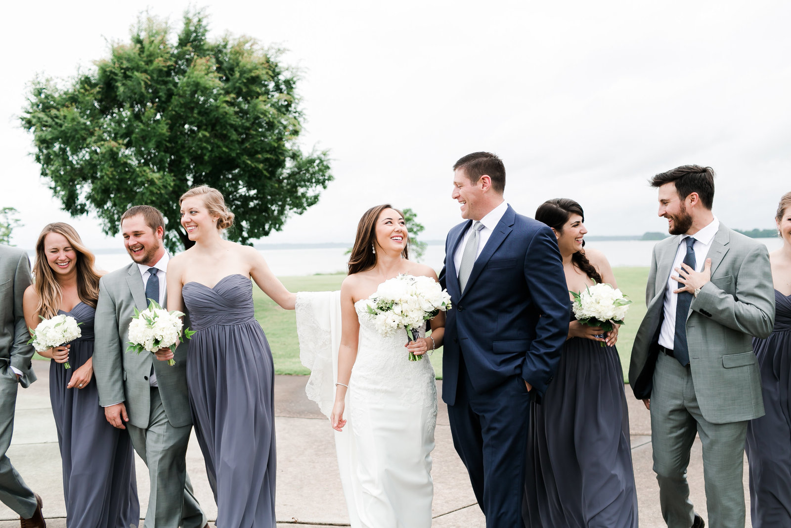 Two Rivers Country Club Classic Memorial Day Wedding by Elizabeth Friske Photography-35