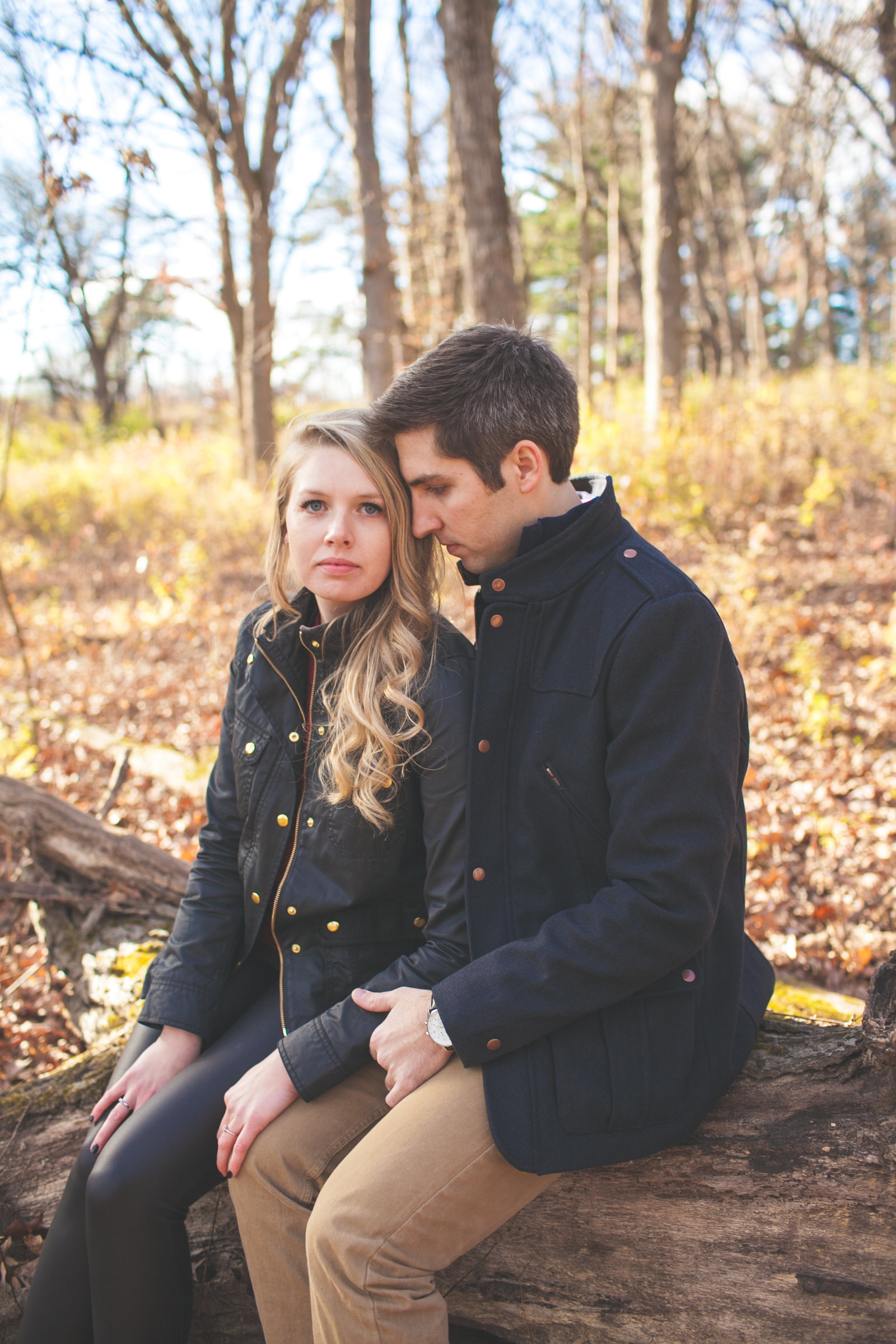 Keith & Amanda - Engagements-277