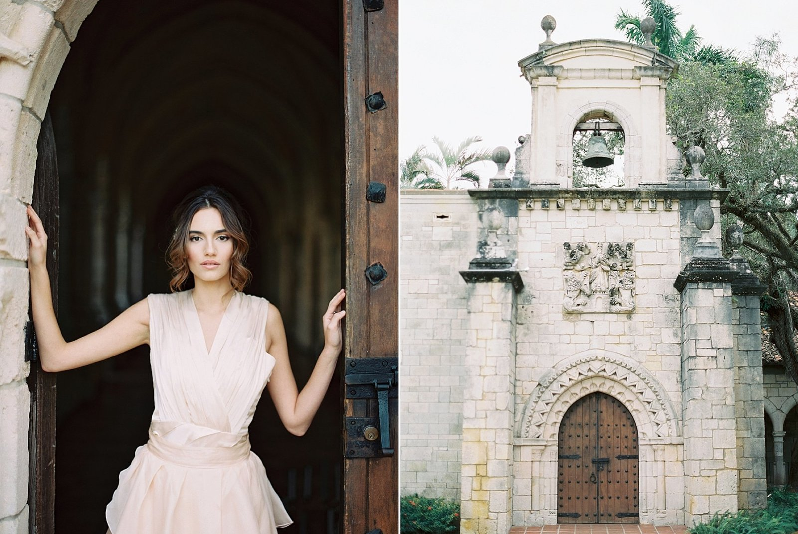 florida wedding photographer old spanish monastery wedding simply sarah
