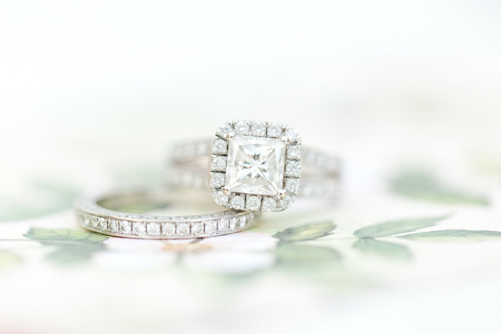Jaw Dropping Wedding Ring Photos | Portland OR