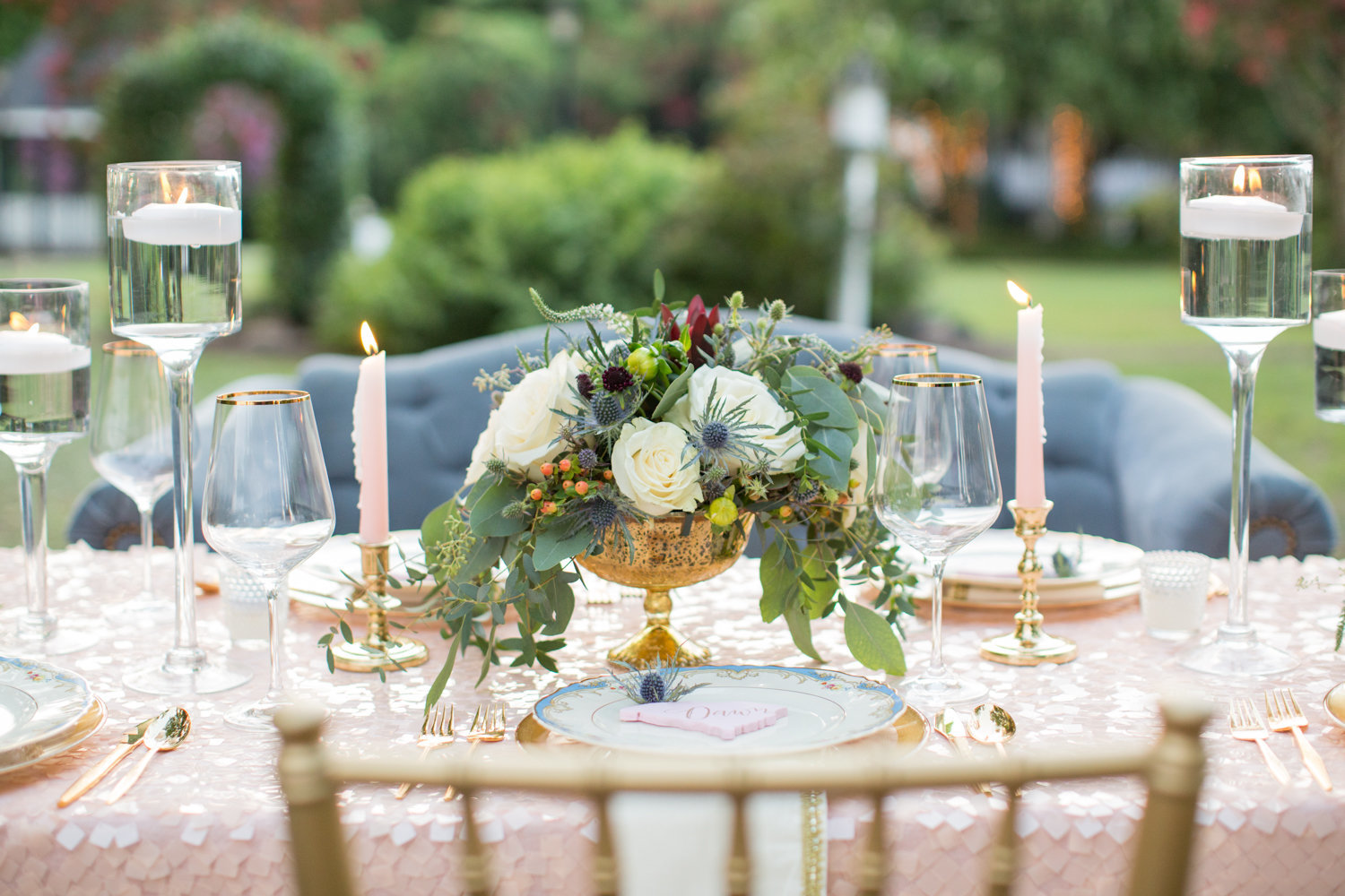 Corley Mil House wedding inspiration