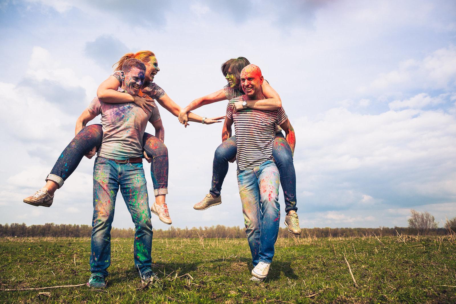 Holipoeder tijdens een gezinssessie. Copyright Nanda Zee-Fritse | FOTOZEE