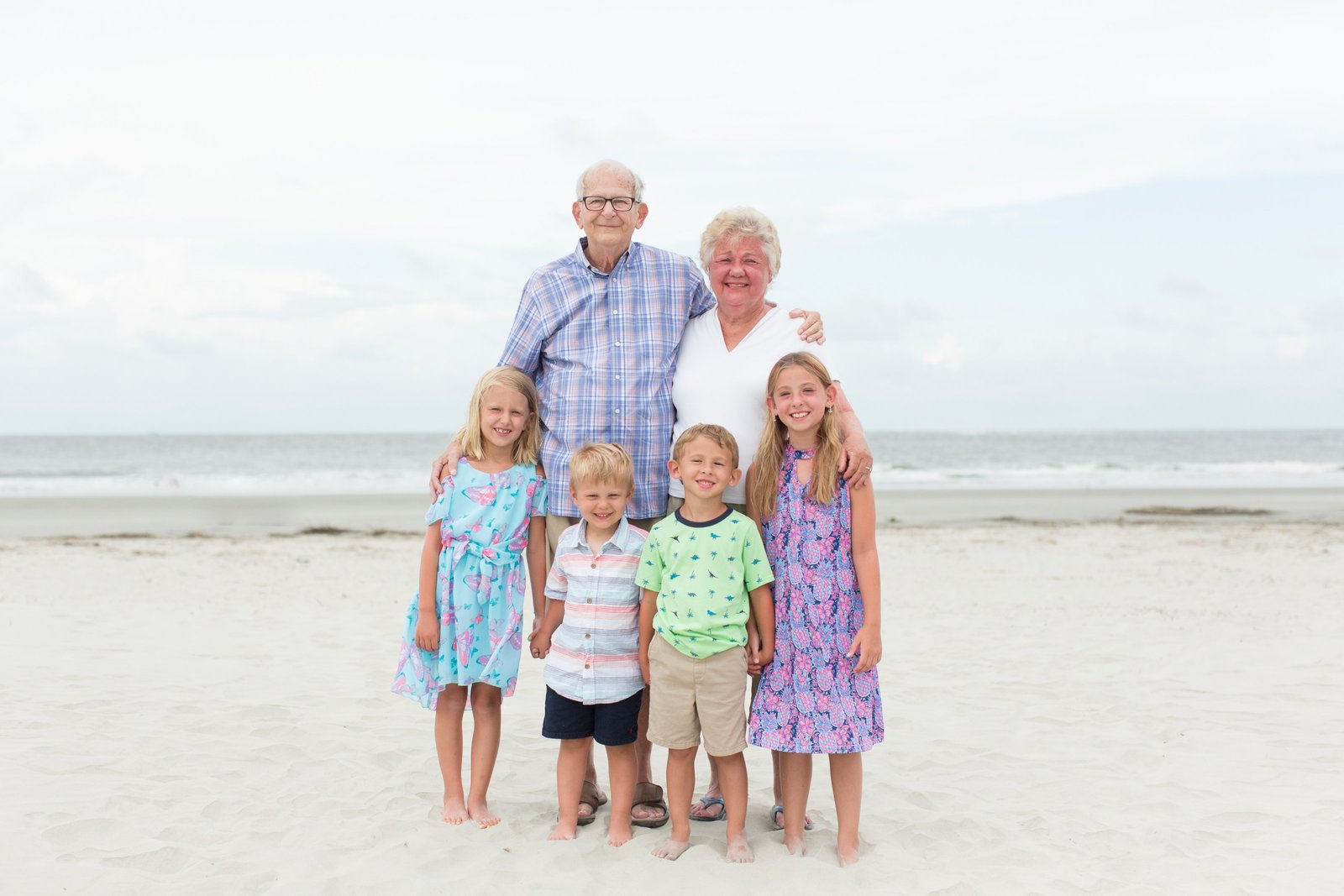 Seabrook Family Portraits -6