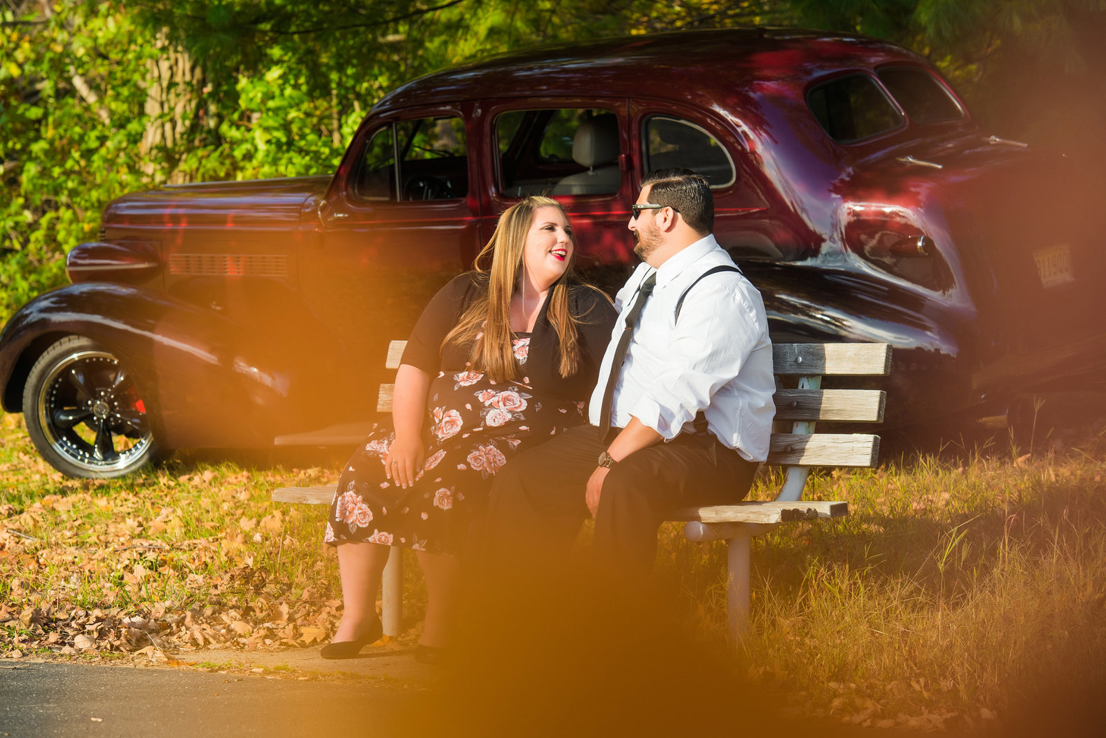Retro_Pinup_Car_engagement_session_Nj057