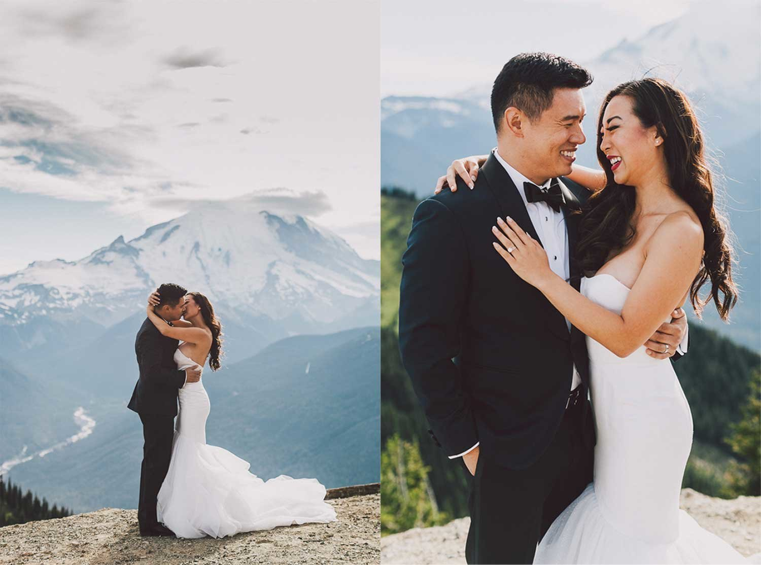 crystal mountain wedding photographer