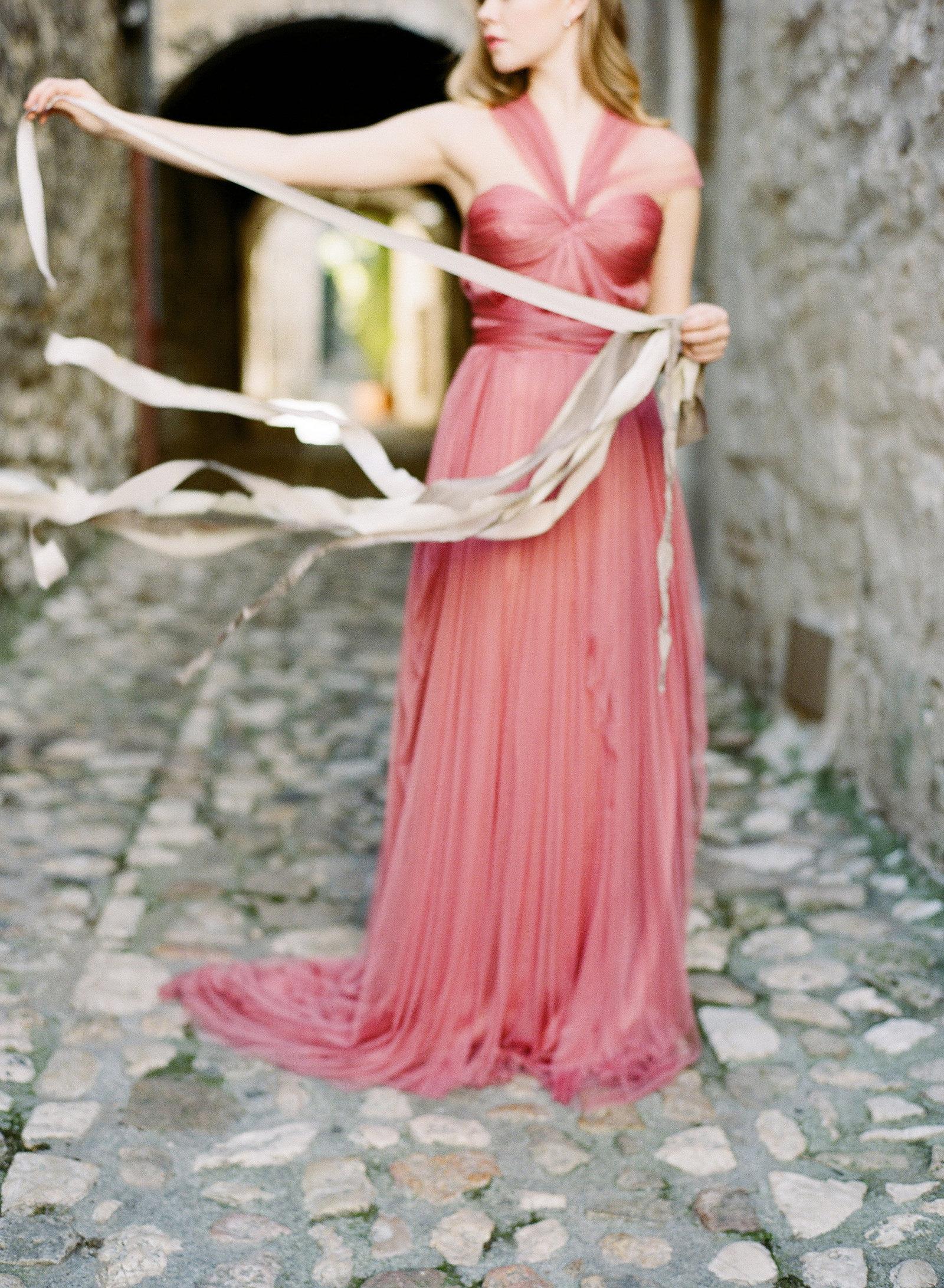 Calliope_pink_tulle_grecian_dress_JoanneFlemingDesign_LaurenDenisePhoto4