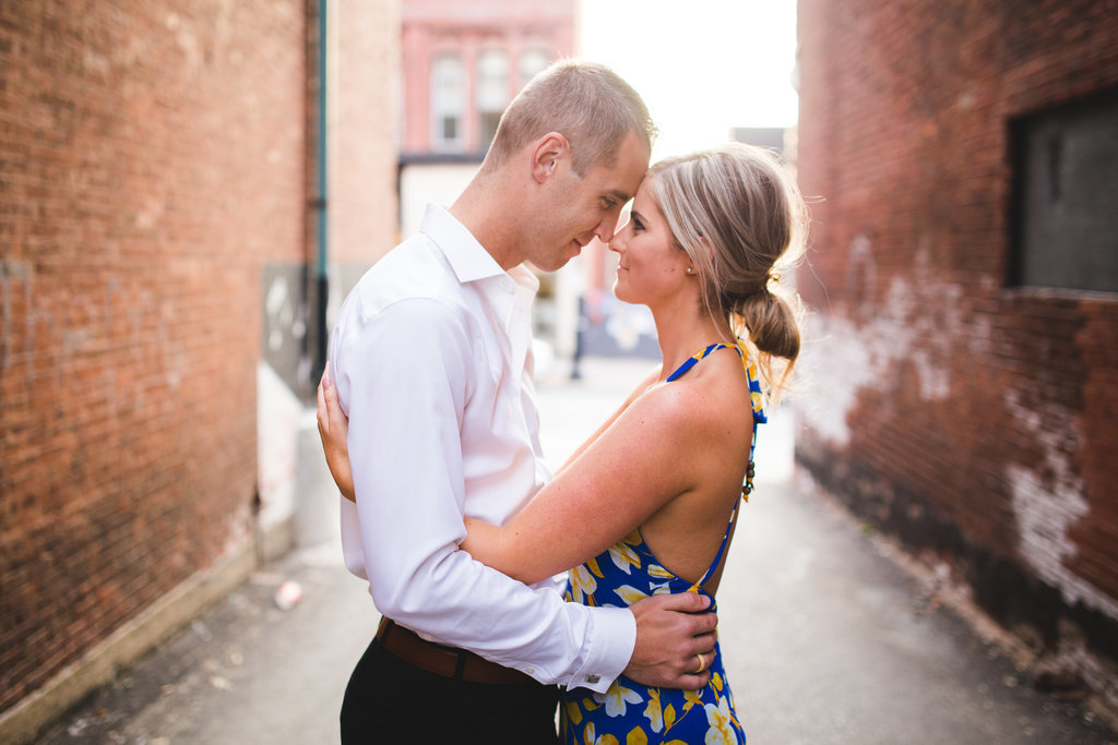 Saint John NB Wedding Photographers & Filmmakers - Garden Engagement Photos84