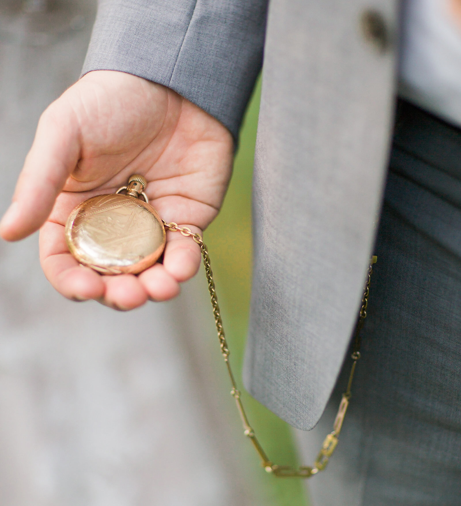 Wedding Pocket Watch