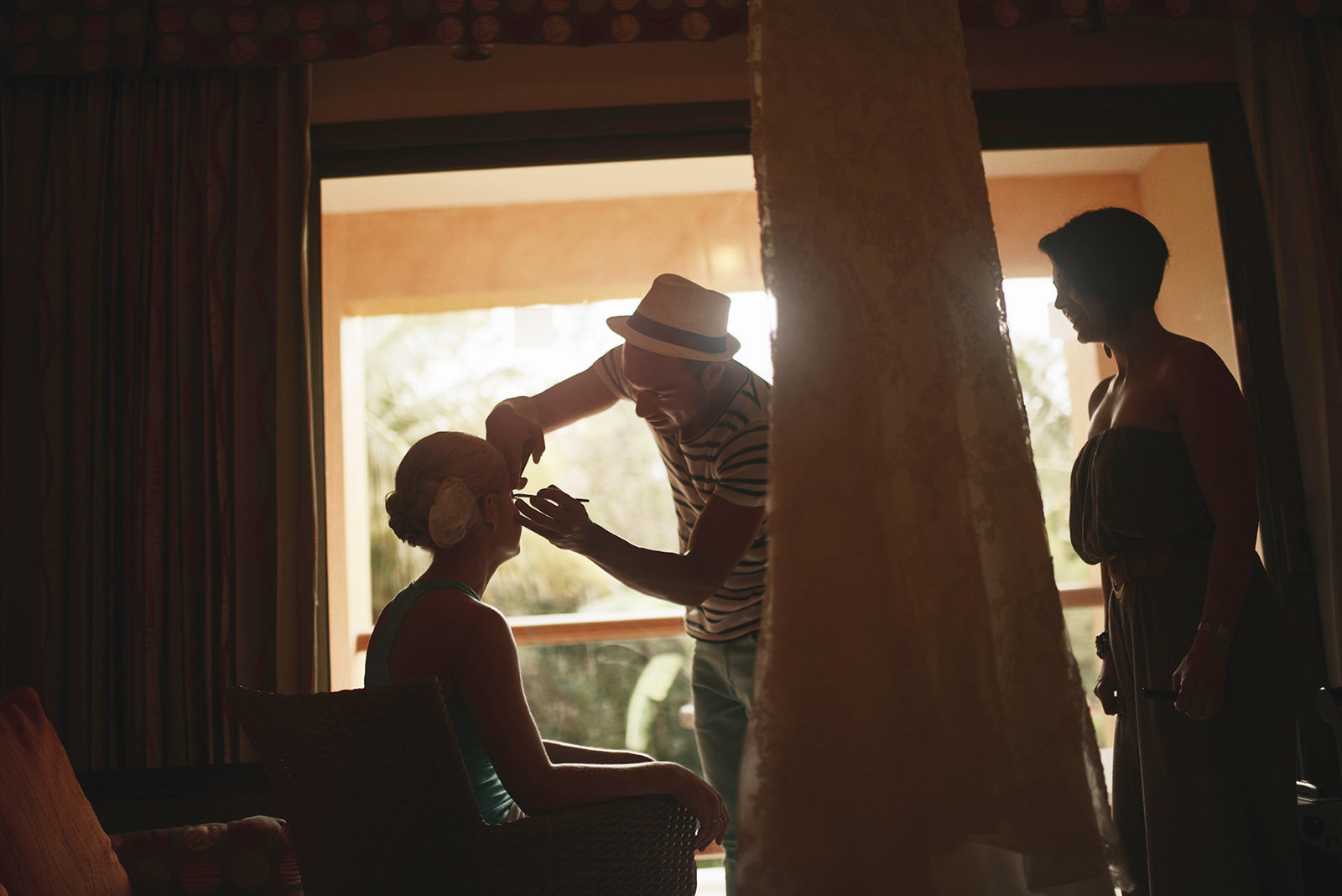 barcelo maya beach resort wedding destination wedding photographer bryan newfield photography 02