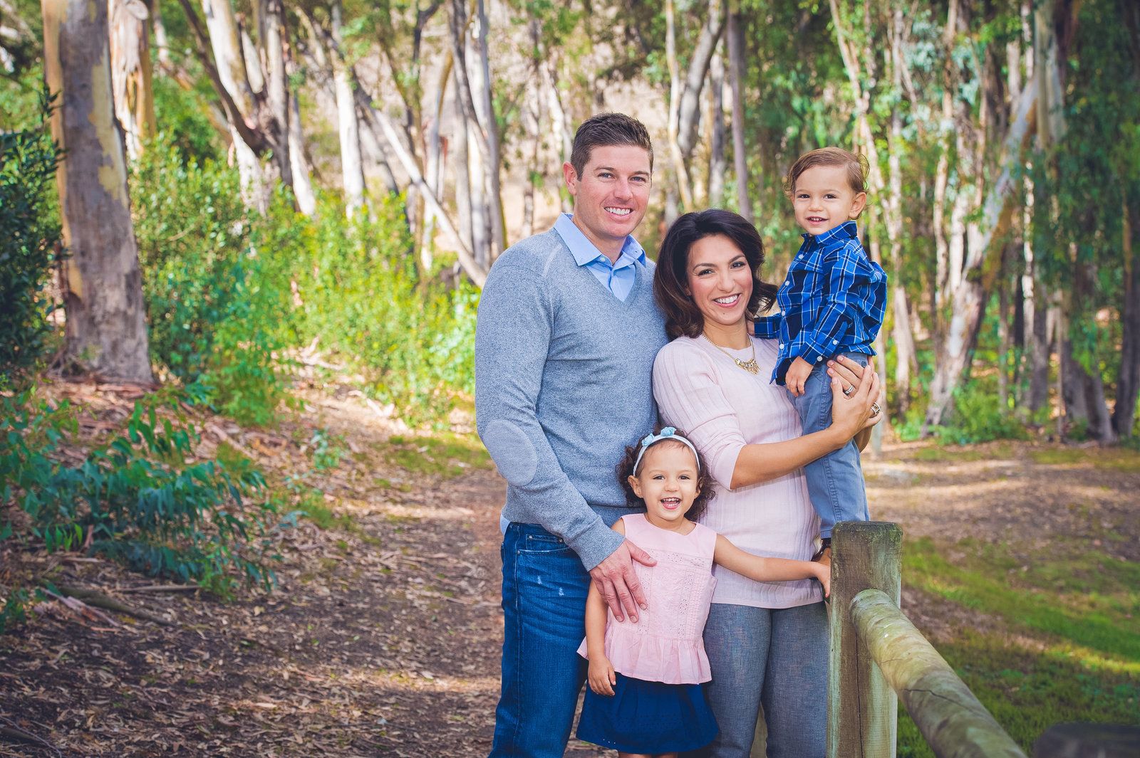 Family photography at Laguna Niguel Park by inGRACE photography