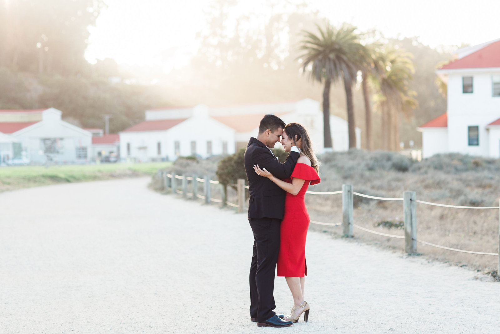 Golden Gate Bridge San Francisco Engagement - Cassie Xie Photography-0089