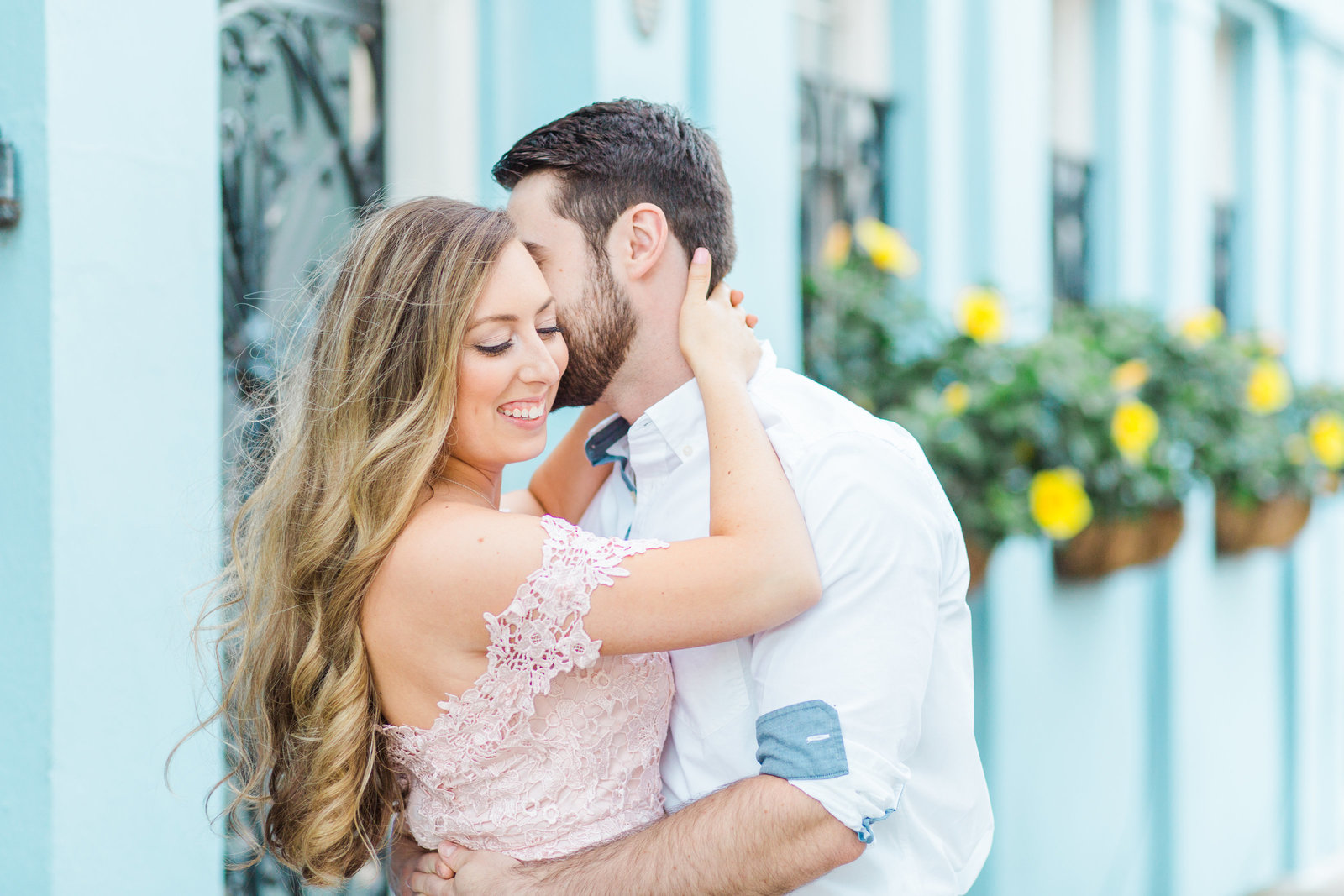 baltimore engagement photographer chesapeake charm photography downtown charleston sc