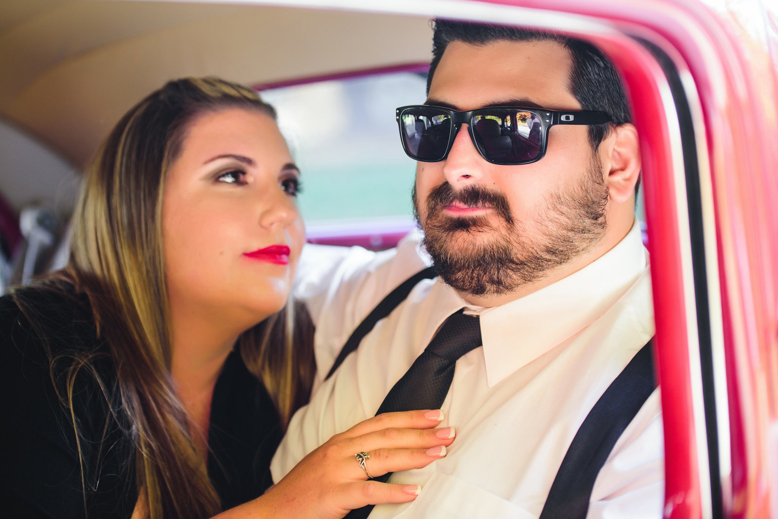 Retro_Pinup_Car_engagement_session_Nj024