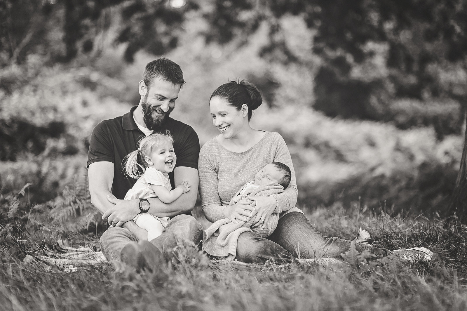 Family lifestyle portrait photographer hertfordshire tring