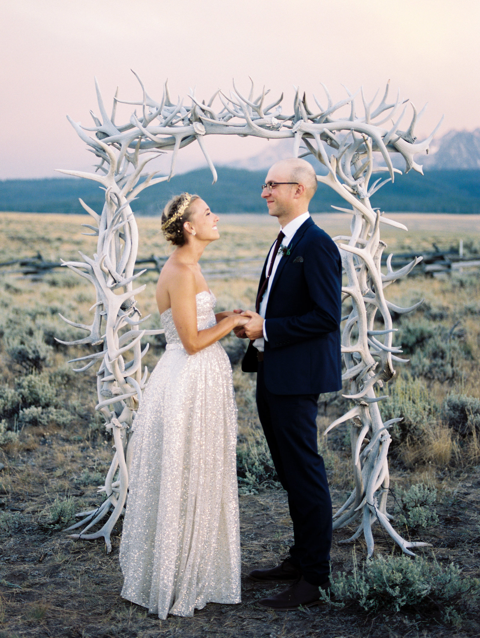 Olive and Alex Wedding_Stanley Idaho 495
