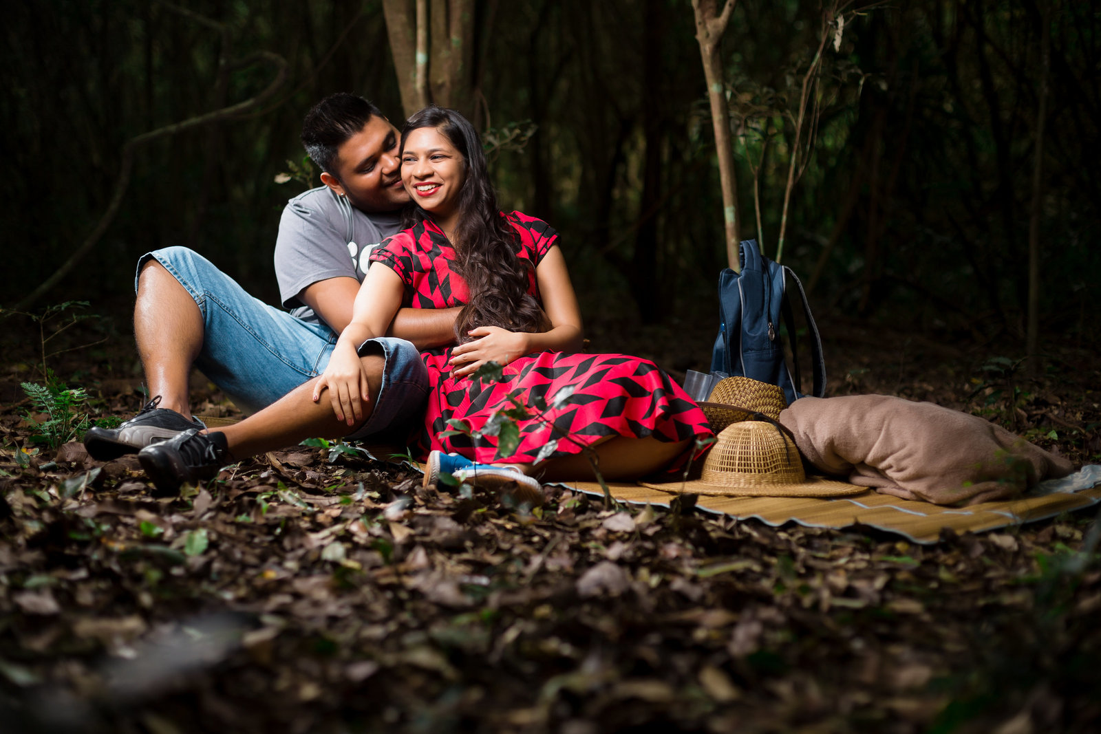 Aneeth Samiksha Engagement-Engagment Shoot-0002