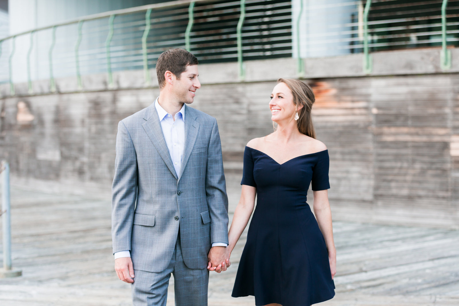Downtown Norfolk Classic Engagement Session by Elizabeth Friske Photography-23