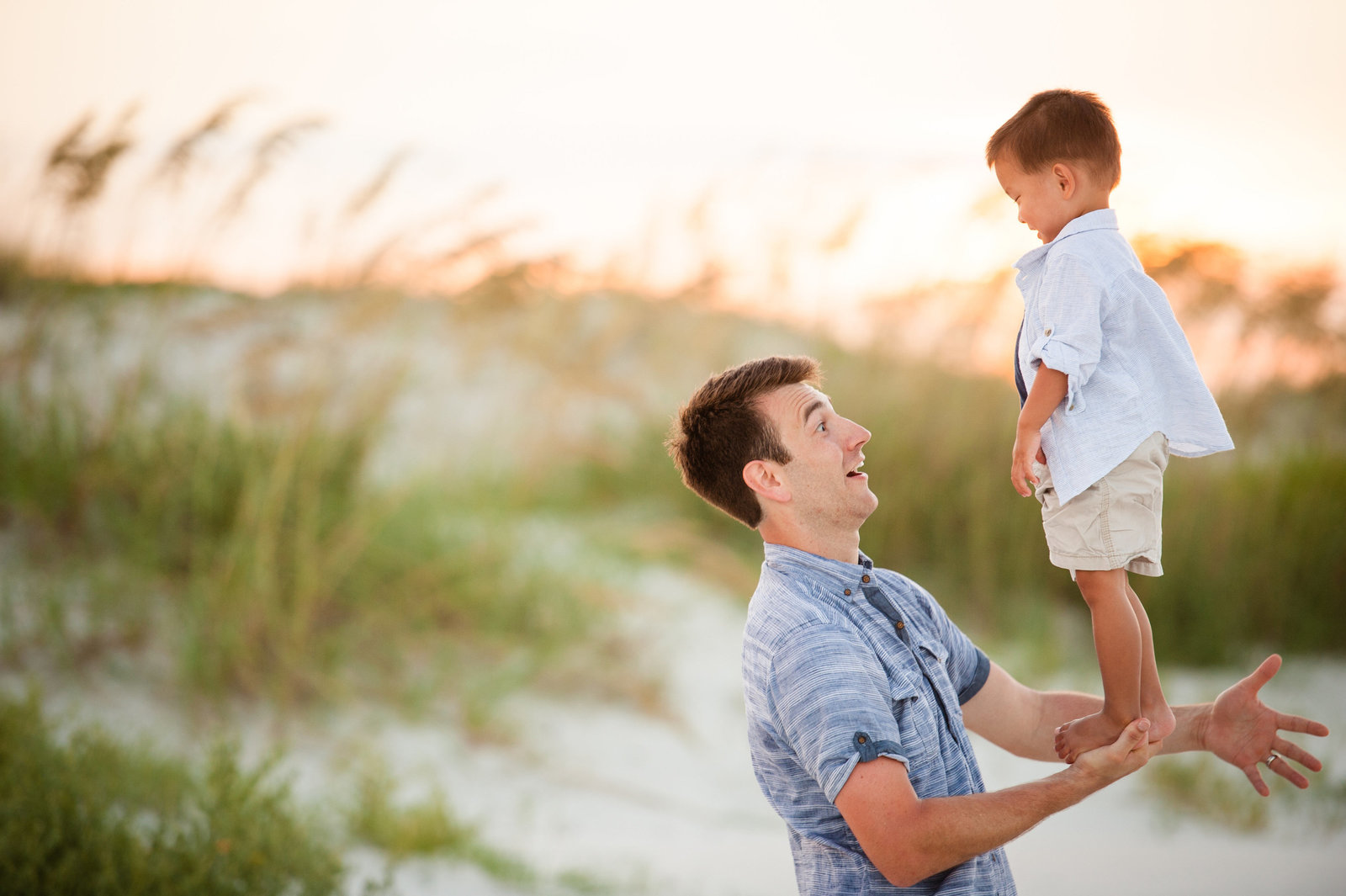 Ponce Inlet family lifestyle photography