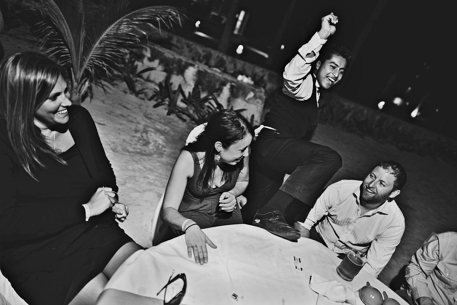barcelo maya beach resort wedding destination wedding photographer bryan newfield photography 48