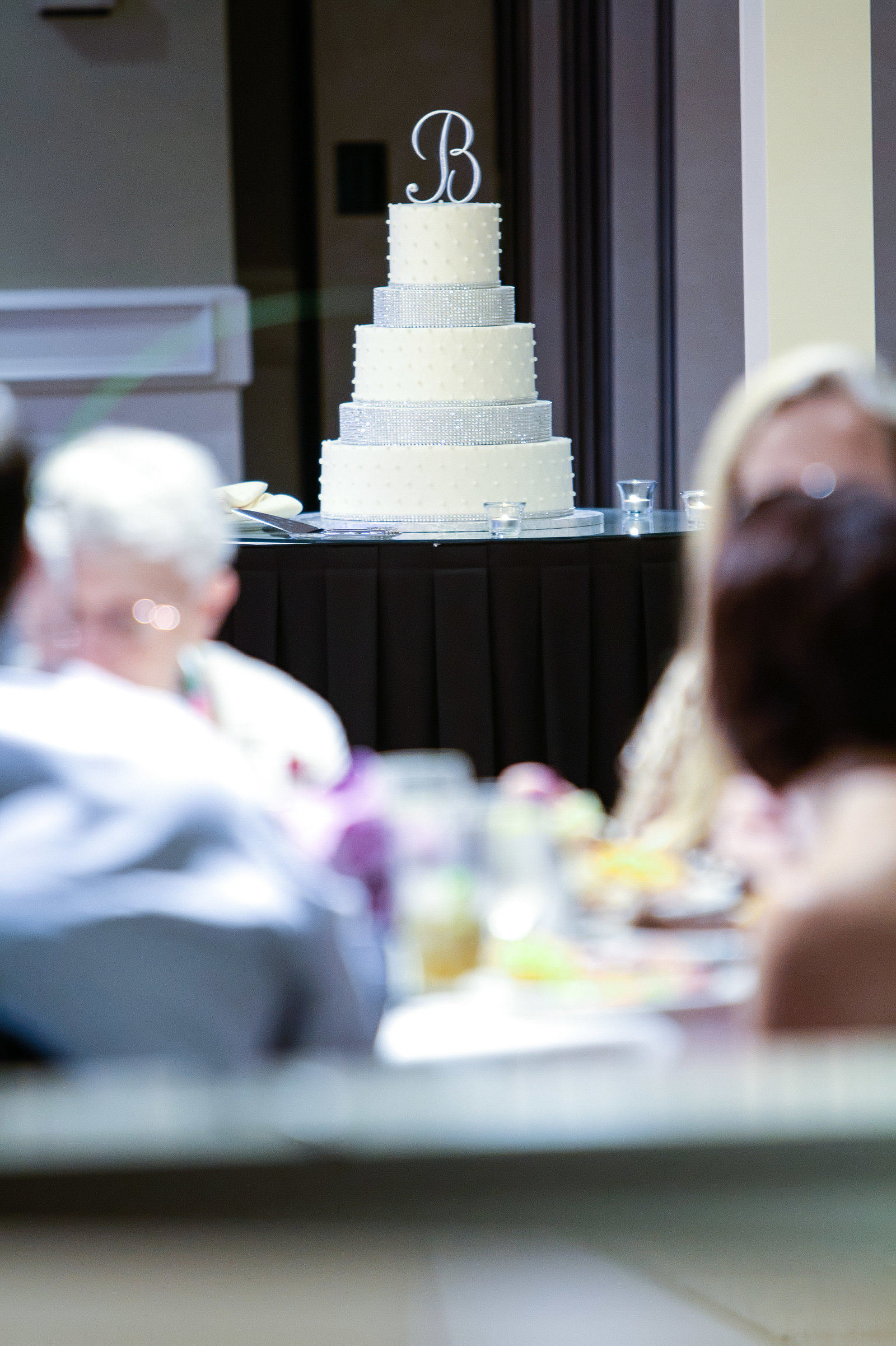 wedding photography cake
