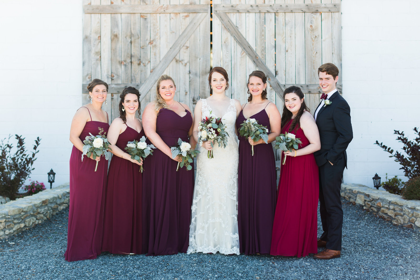 Vinny and Jenna Married-Wedding Party-Samantha Laffoon Photography- (23)