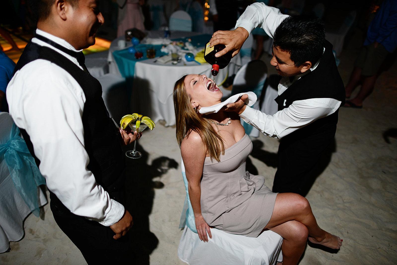 barcelo maya beach resort wedding destination wedding photographer bryan newfield photography 49