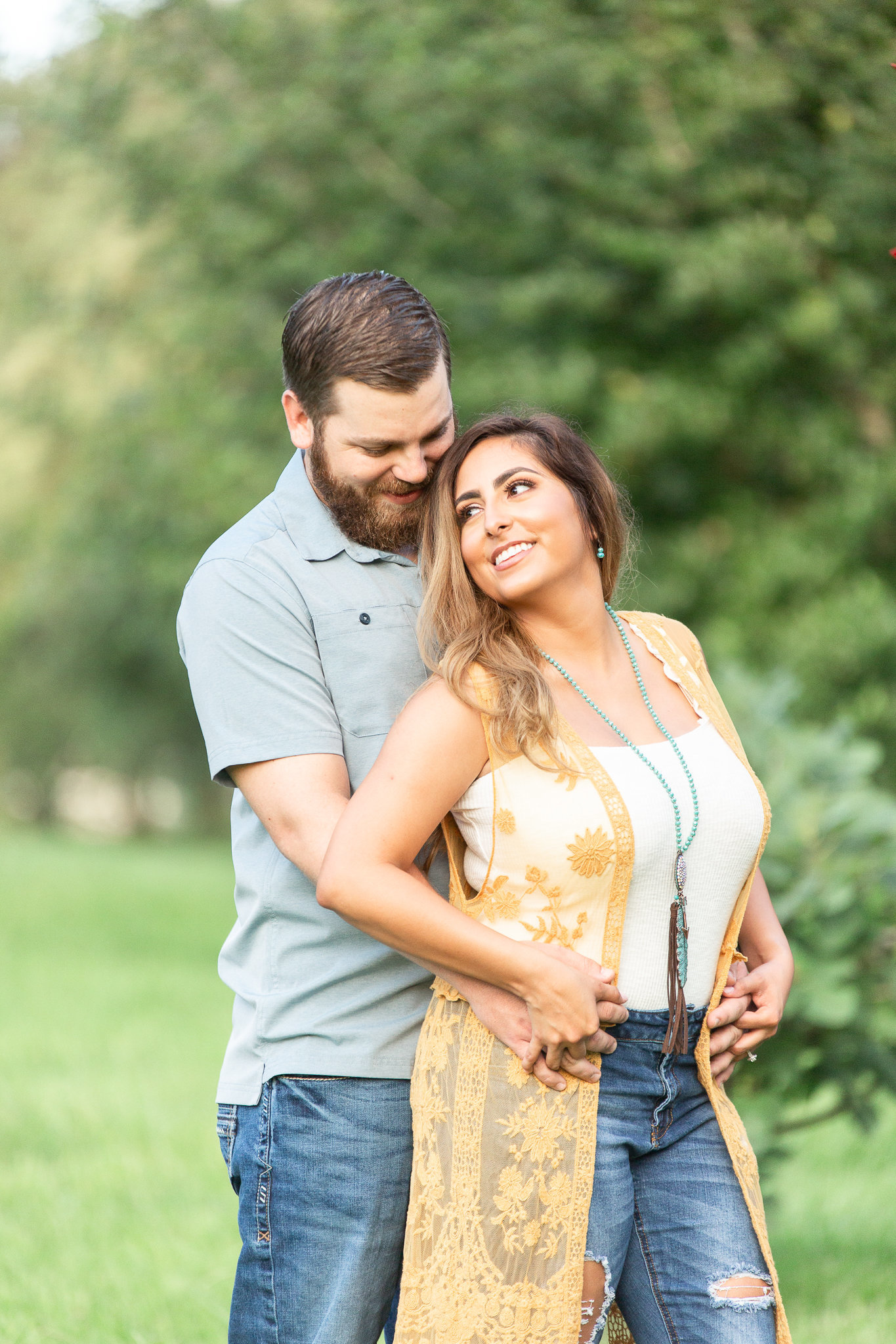 The Jeffries - Ashley and Cody - Engagement Session-183