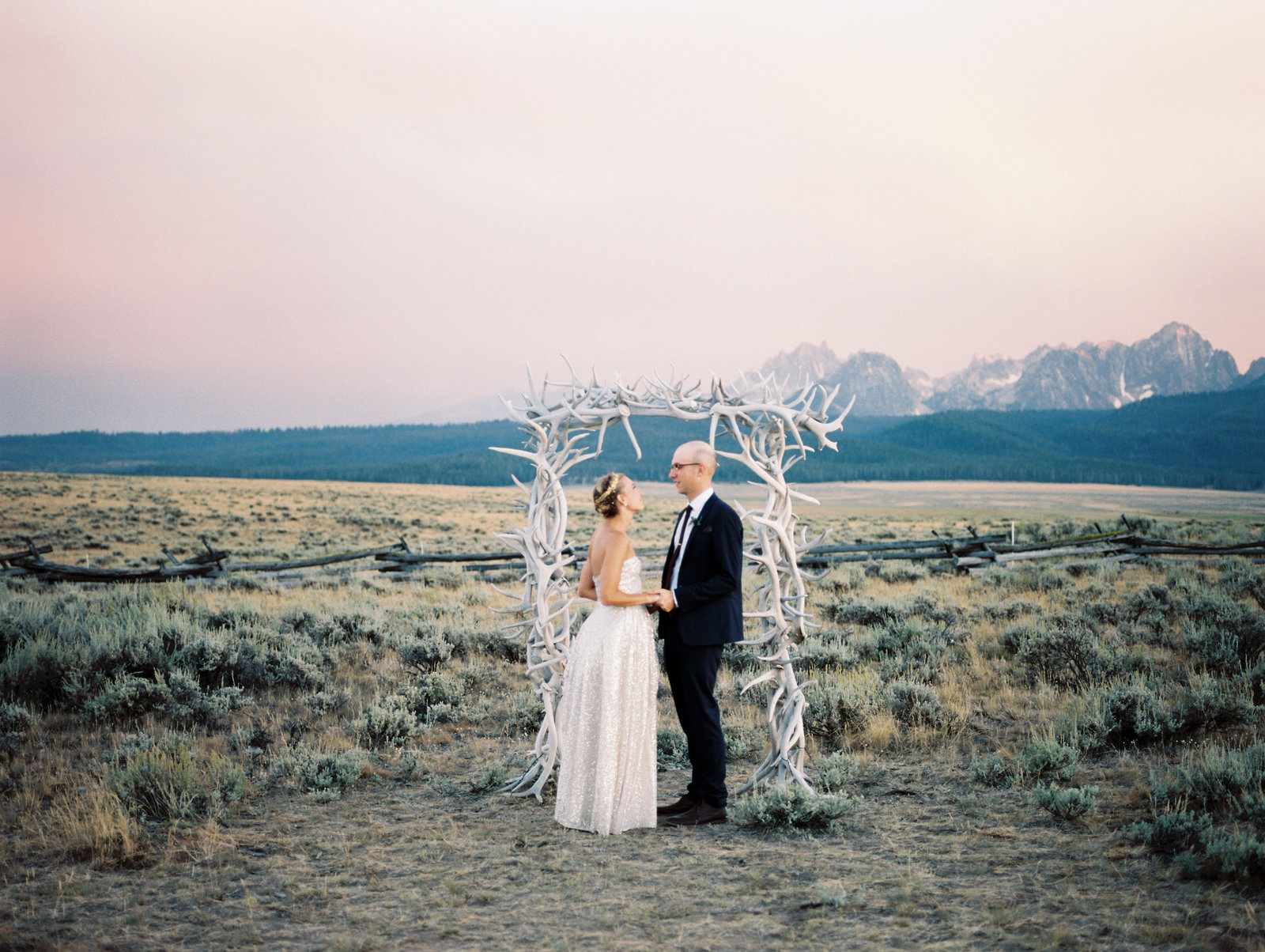 Olive and Alex Wedding_Stanley Idaho 494