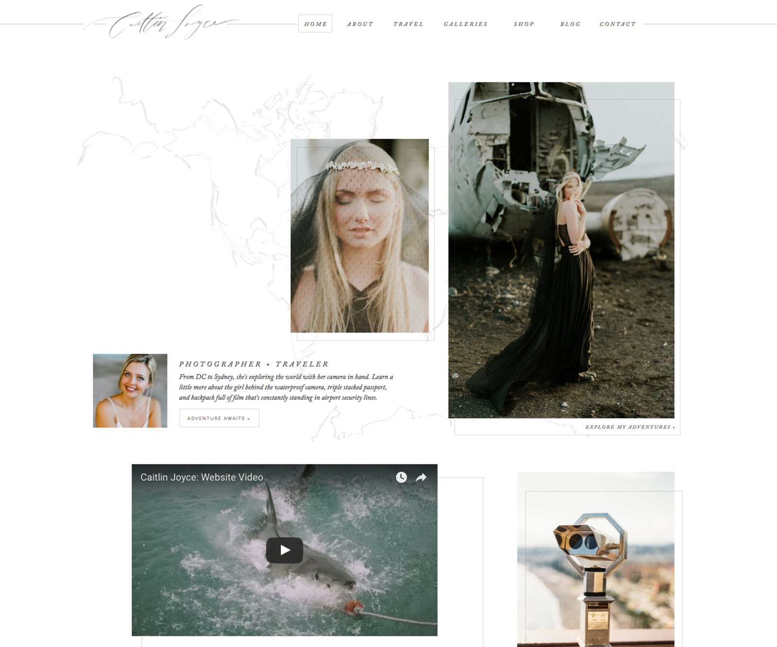 Showit website designer