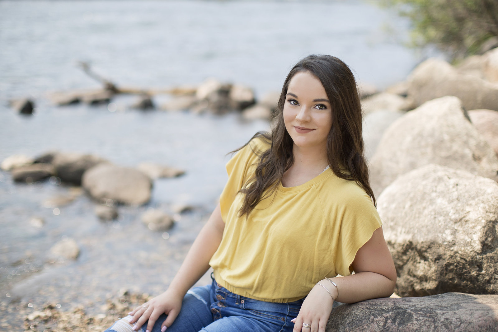 Iron Mountain, MI Senior Portrait Photographer