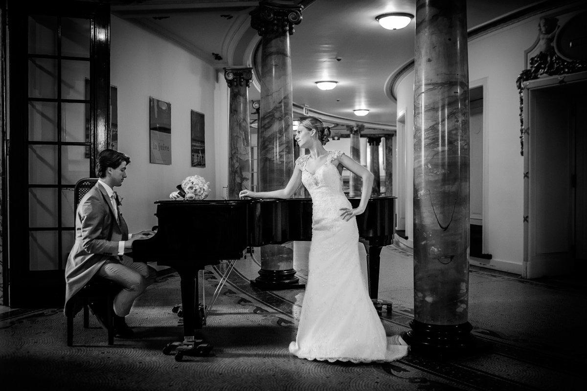 opera antwerpen trouw davinia en Nick shoot foto