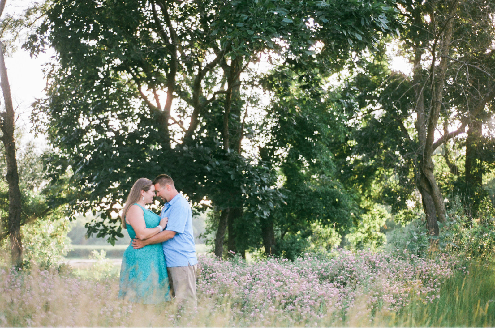 Nashville Spring Engagement Photography