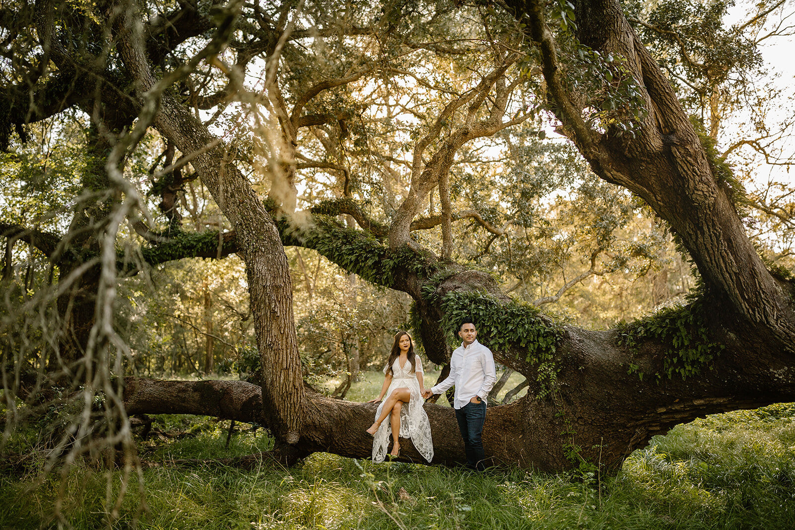 Daisy+Eddie_Brazos Bend State Park_Houston Engagement Session_02