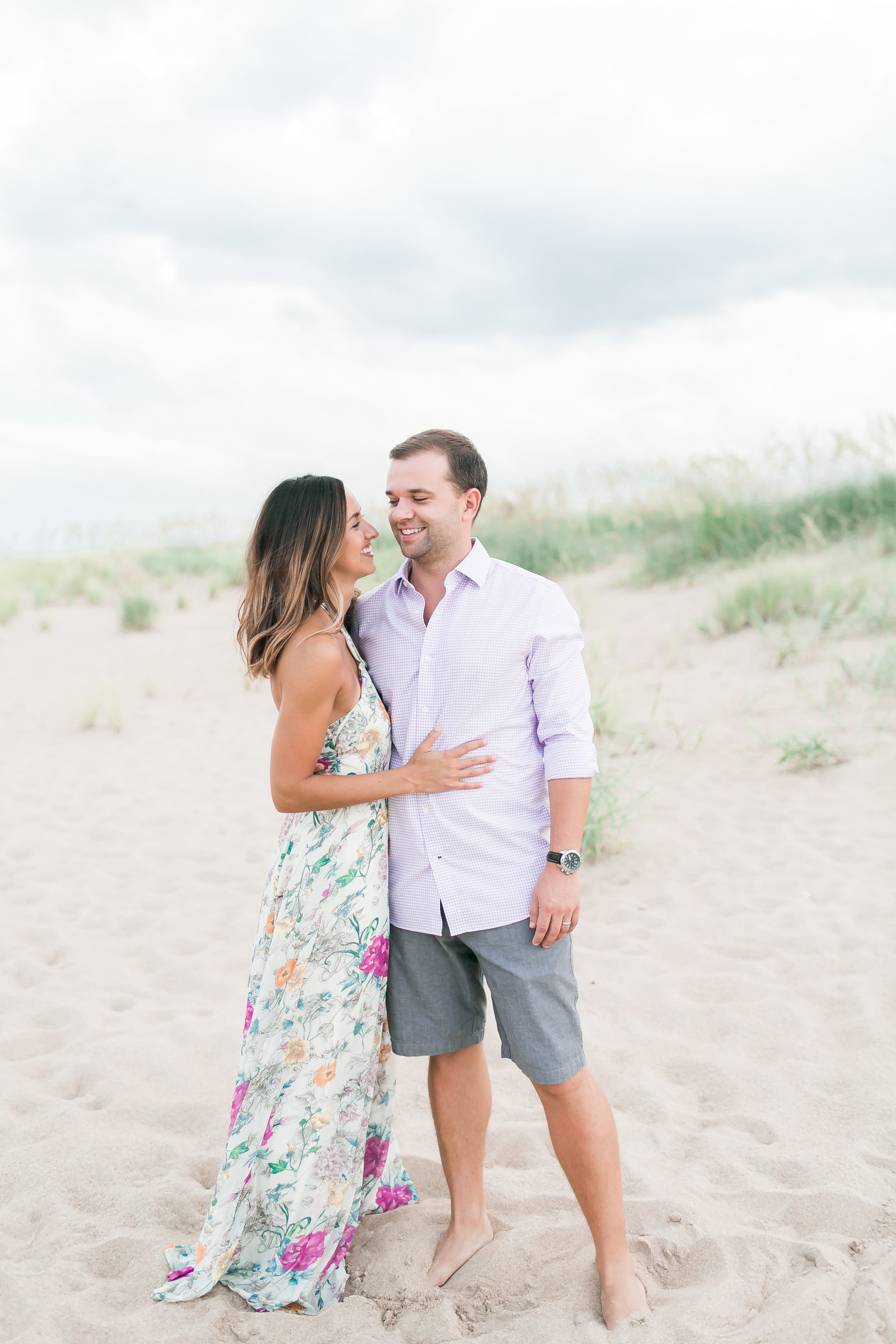 Virginia Beach Anniversary Session by Elizabeth Friske Photography-16