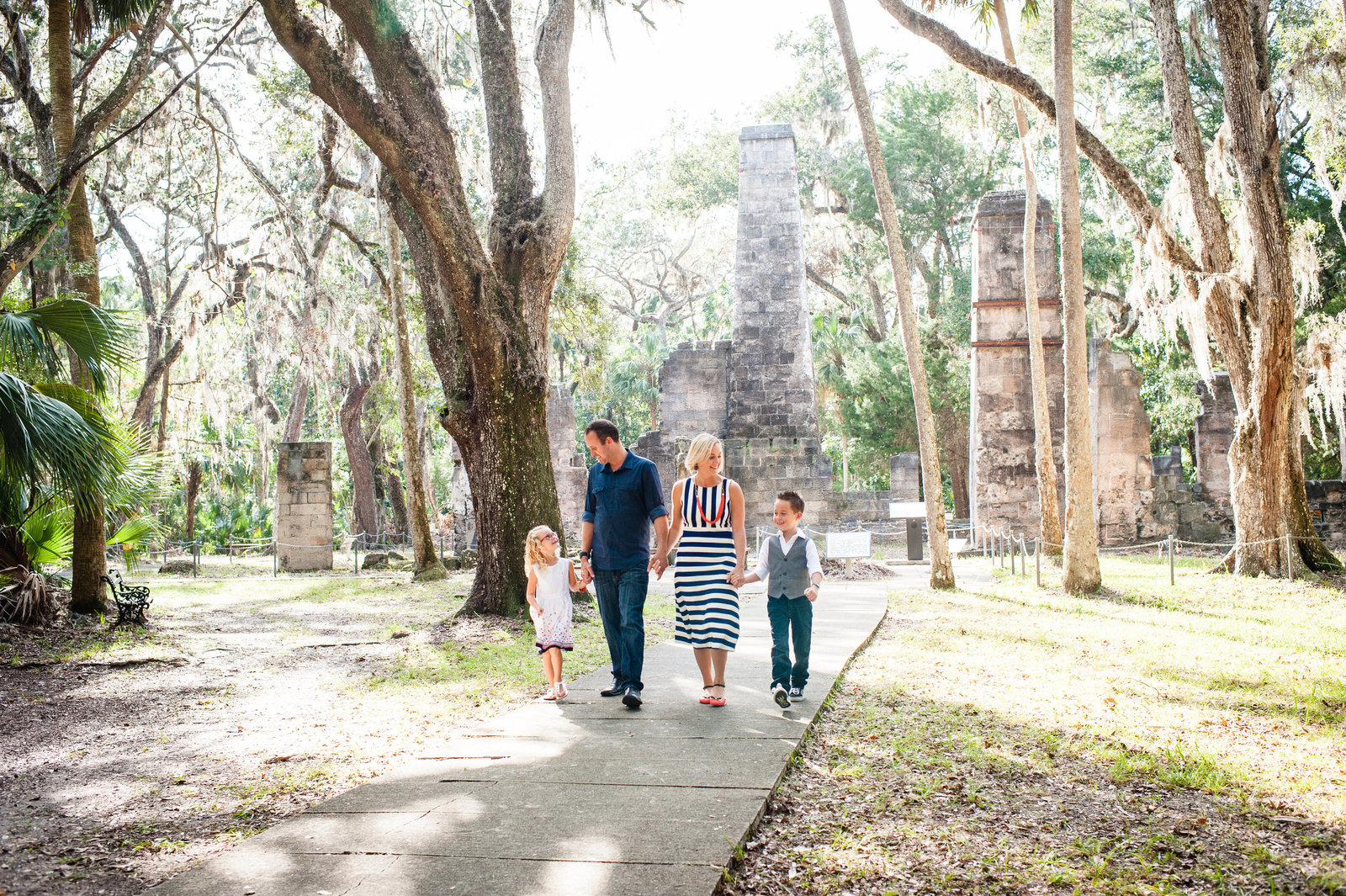 Palm Coast family photography