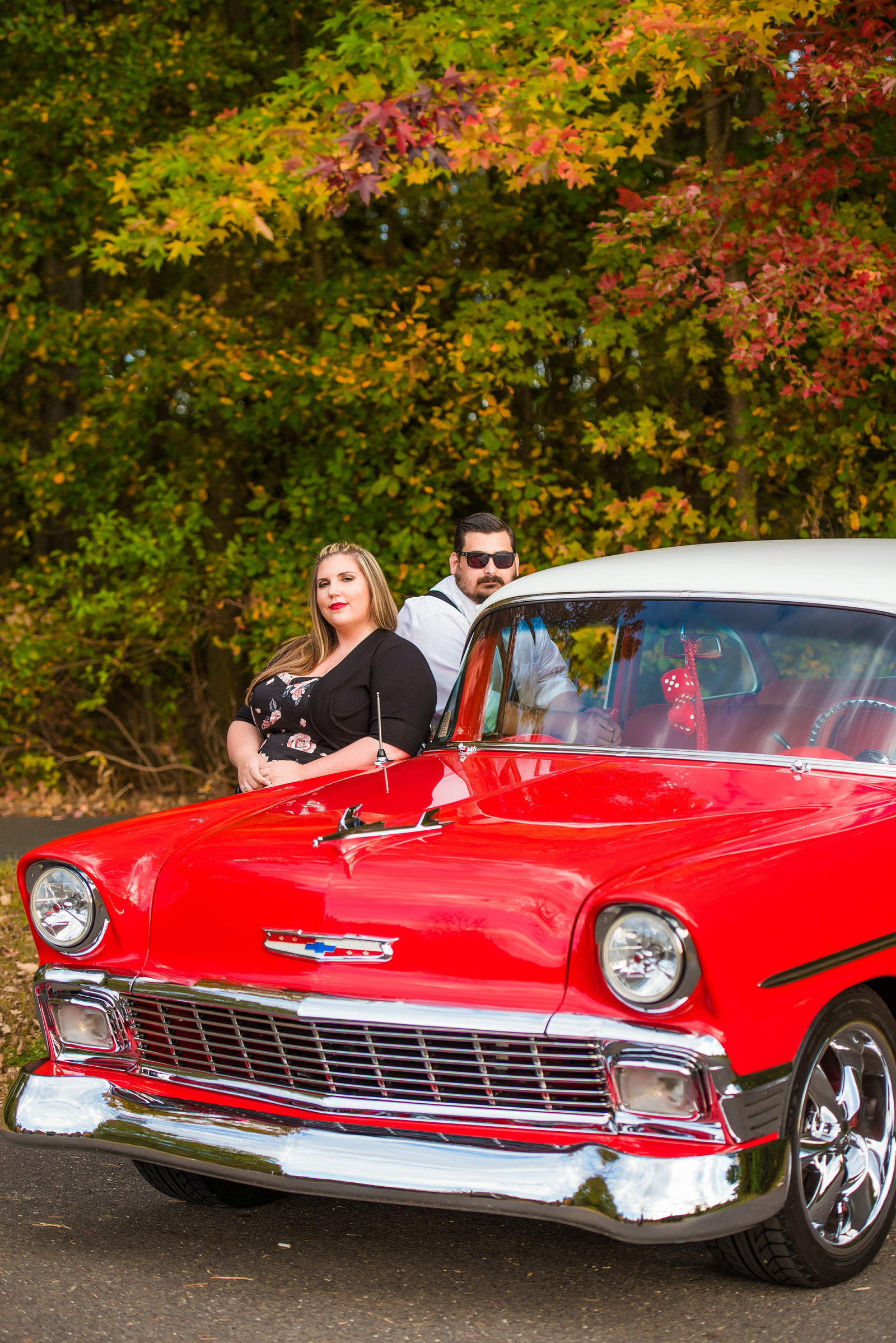 Retro_Pinup_Car_engagement_session_Nj089