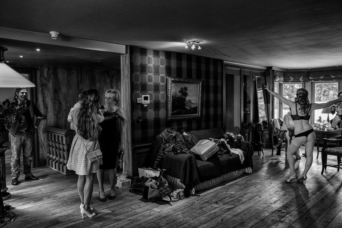 Brasschaat trouw bruid en bruidgom foto-5
