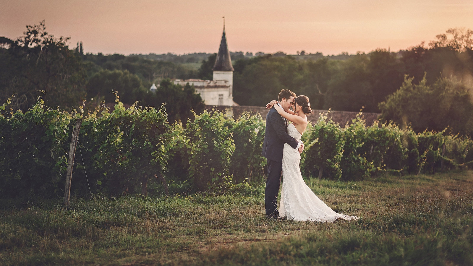 Destination wedding photographer uk france