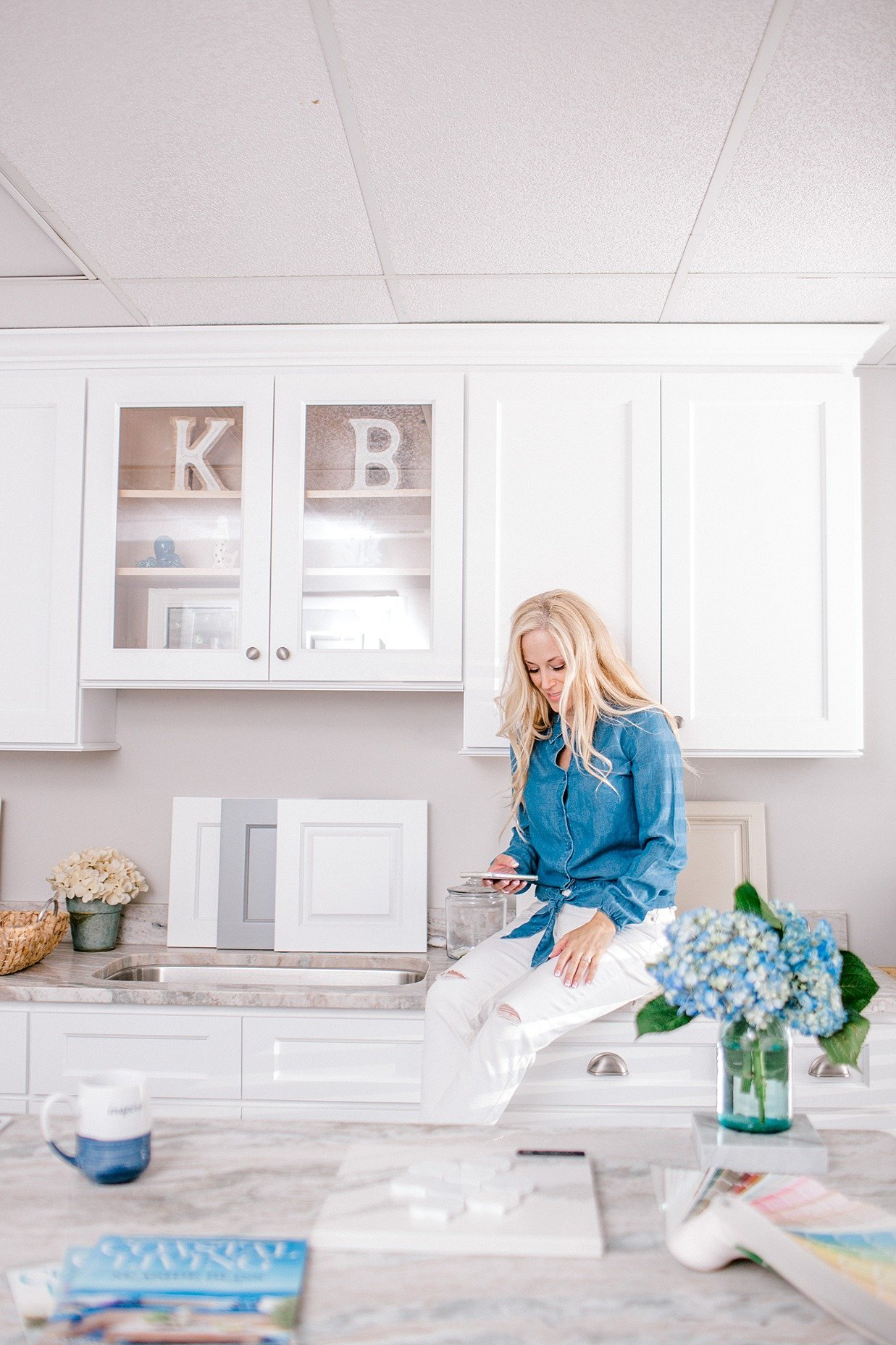 Kriste Wilson K&B Designs Kitchen Bath Branding Headshot Photos VA Beach Yours Truly Portraiture-147