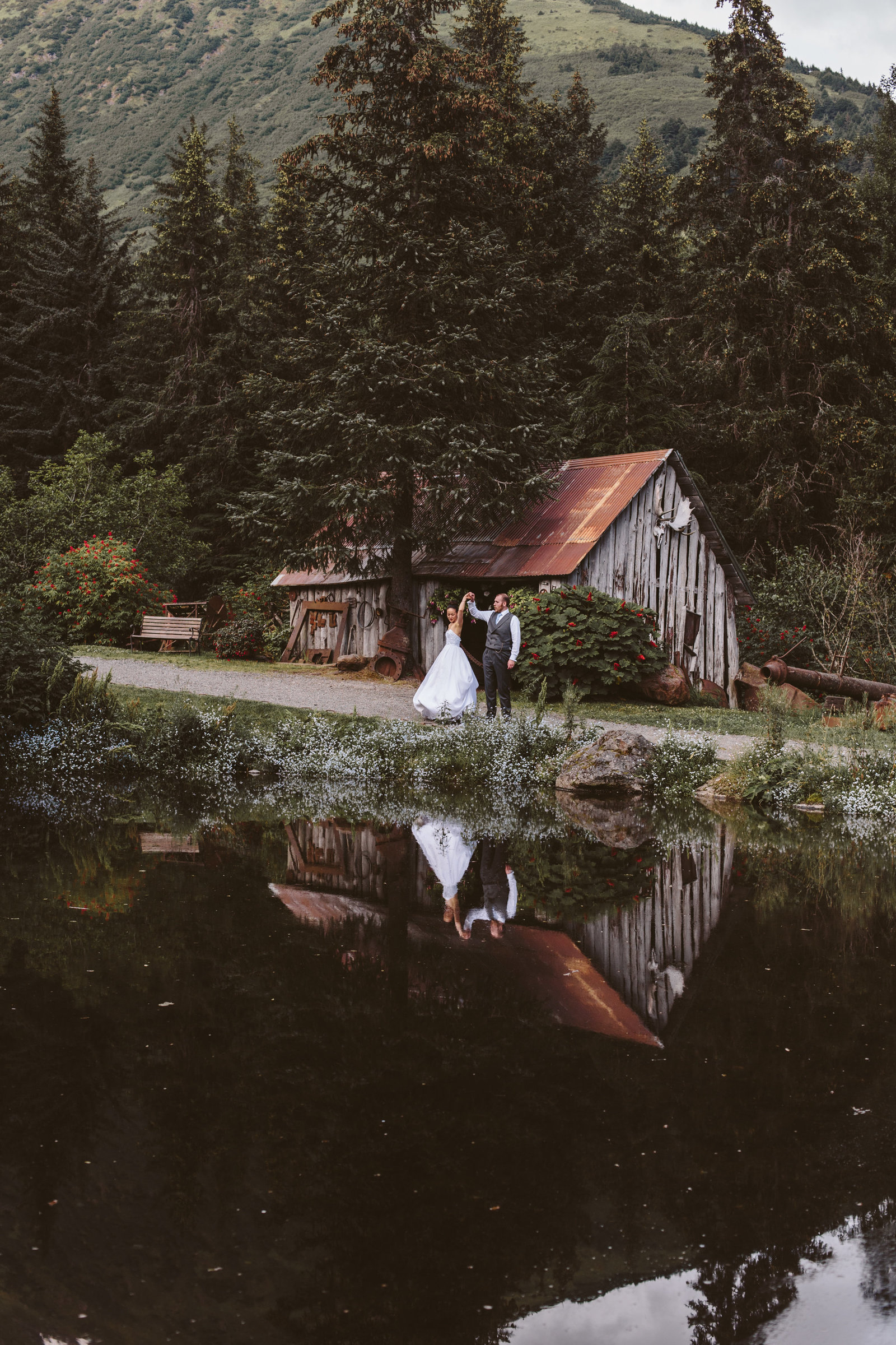 Wilderness Wedding Photographer