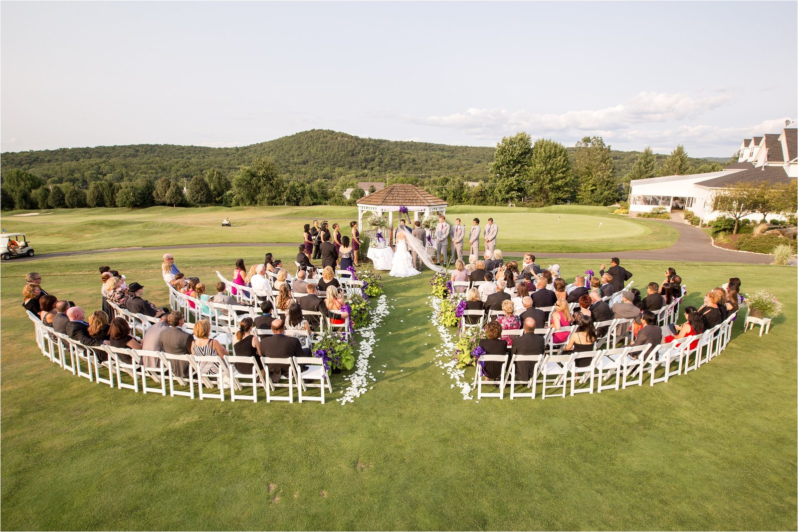 Skyview Golf Club Wedding
